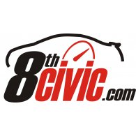 Logo of Civic 8th gen