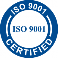 Logo of ISO 9001 Certified