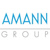 Logo of Amann group