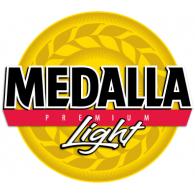 Logo of Medalla Light