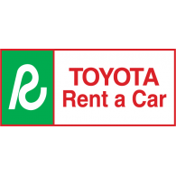 Logo of Toyota Rent a Car