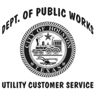 Logo of Dept of Public Works