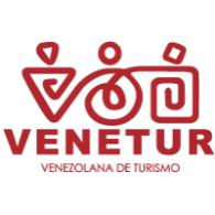 Logo of Venetur