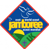Logo of 21st World Scout Jamboree UK 2007