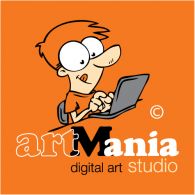 Logo of art mania