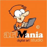 Logo of art mania
