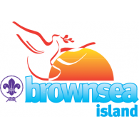 Logo of Brownsea Island - 2007 World Scout Centenary