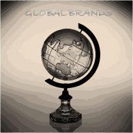 Logo of Global Brands Magazine