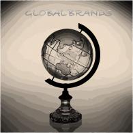 Logo of Global Brands Magazine