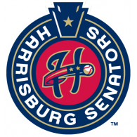 Logo of Harrisburg Senators