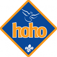 Logo of Home Hospitality Program (HoHo) - 21st World Scout Jamboree