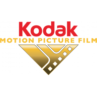 Logo of Kodak Motion Picture Film
