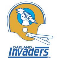 Logo of Oakland Invaders