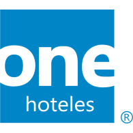 Logo of One Hoteles