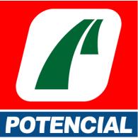 Logo of Potencial - A marca do seu combustível