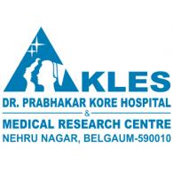 Logo of KLES Dr Prabhakar Kore Hospital & MRC