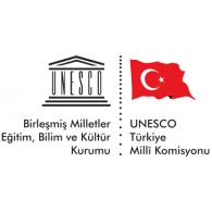 Logo of UNESCO Türkiye Millî Komisyonu