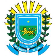Logo of Mato Grosso do Sul