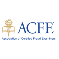 Logo of Association of Certified Fraud Examiners (ACFE)