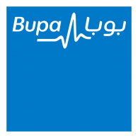 Logo of Bupa Arabia