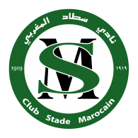 Logo of Club Stade Marocain SM