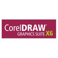 Logo of CorelDRAW X6 LOGO