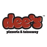 Logo of Dees Pizzeria