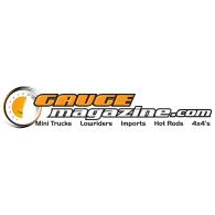 Logo of Gauge Magazine.com