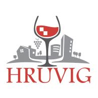 Logo of Hrvatska Udruga Vinarskih Gradova