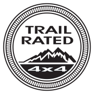 Logo of Jeep Trail Rated