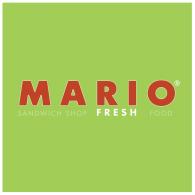 Logo of Mario Fresh