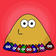 Logo of Pou Games