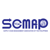 Logo of Supply Chain Management Association of the Philippines (SCMAP)