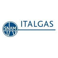 Logo of Snam Italgas