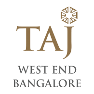 Logo of Taj West End - Bangalore