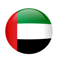 Logo of UAE Round Flag