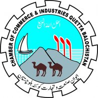 Logo of Chamber Of Commerce Industries Quetta Balochistan