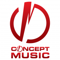 Logo of Concept Music