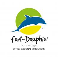 Logo of Office Régional du Tourisme Fort-Dauphin Madagascar