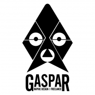 Logo of Gaspar Design Freelancer