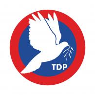 Logo of Toplumcu Demokrasi Partisi