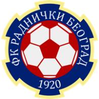 Logo of FK Radnicki Novi Beograd