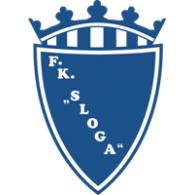 Logo of FK Sloga Banatsko Novo Selo