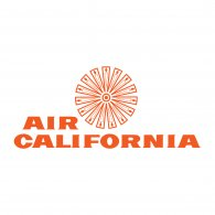 Logo of Air California
