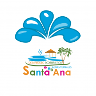 Logo of Aguas Termales Santa Ana