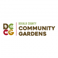 Logo of DeKalb County Community Gardens