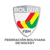 Logo of Federación Boliviana de Hockey