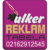 Logo of Ülker Reklam