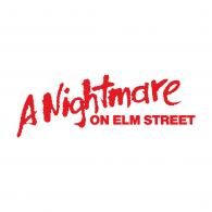 Výsledek obrázku pro nightmare on elm street logo png