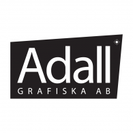 Logo of Adall Grafiska AB